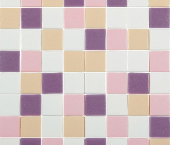Easy Mix - San Francisco von Hisbalit | Glas Mosaike