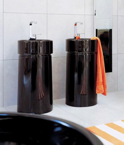 Twin column by Ceramica Flaminia | Vanity units