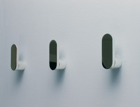 Two Towel Hook Towel Hooks From Ceramica Flaminia