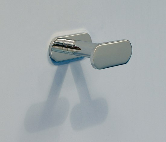 Two 10 towel holder by Ceramica Flaminia | Towel hooks
