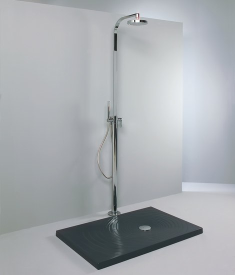 Water Drop 120 by Ceramica Flaminia | Shower trays