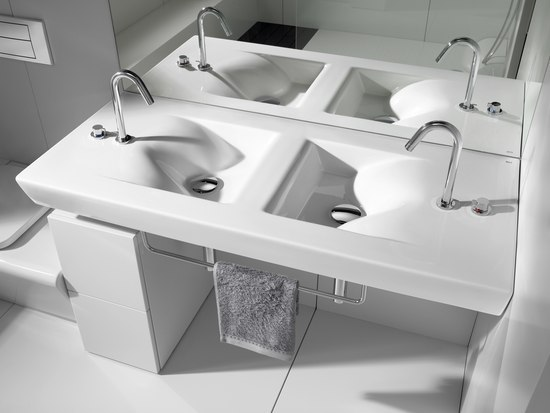 Barcelona by ROCA | Wash basins