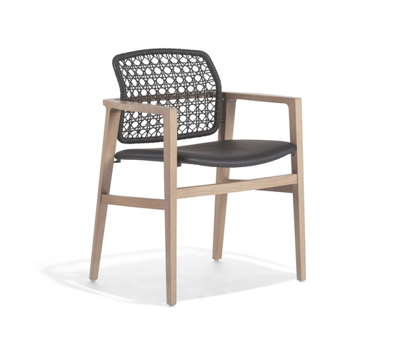Patio Armchair PRI by Accademia | Visitors chairs / Side chairs