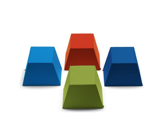 Seat cushion Trapee by HEY-SIGN | Poufs