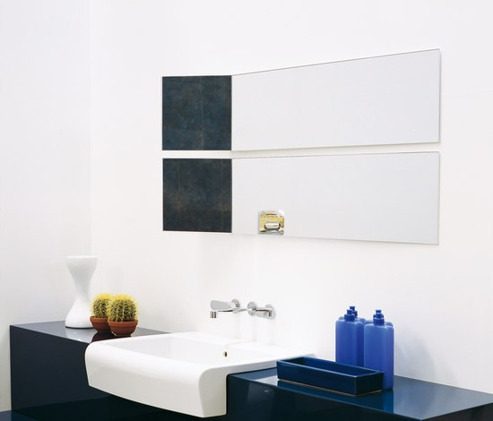 Line by Ceramica Flaminia | Wall mirrors