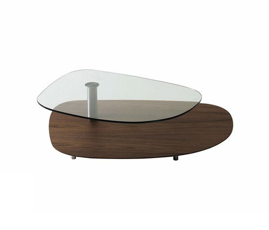 Maxit Glass small table by Desalto | Lounge tables