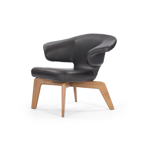 Munich Lounge Chair von ClassiCon | Loungesessel