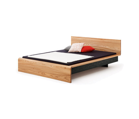 WAVE Bed by Holzmanufaktur | Double beds