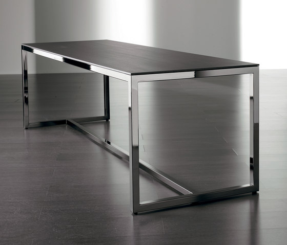 Irons Table by Meridiani | Individual desks