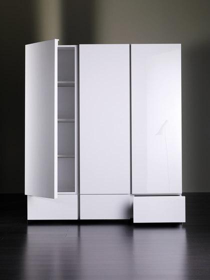 Bolk Wardrobe 185 by Meridiani | Cabinets