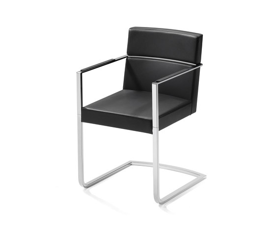 Rick Chair by die Collection | Visitors chairs / Side chairs