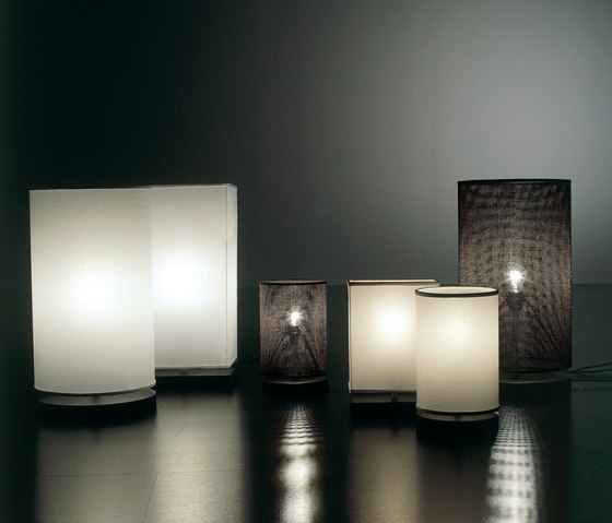 Lollo Table lamps by Meridiani | General lighting