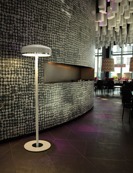 Cooper F Floor lamp by Luz Difusión | General lighting