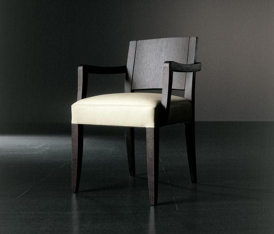 Kerr Quattro Stuhl von Meridiani   Besucherstühle