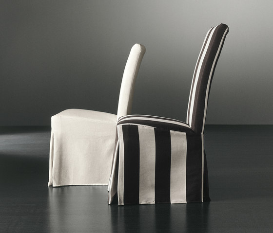 Tylor Due/Tre Chair by Meridiani | Restaurant chairs