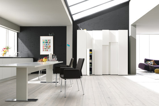 reef by interlübke | Office shelving systems