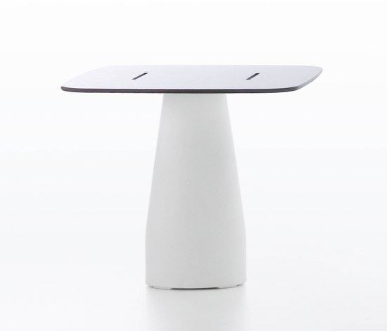 Equal  square Table* by GANDIABLASCO | Cafeteria tables