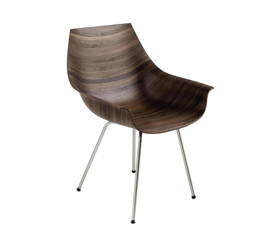 Cox by lapalma | Visitors chairs / Side chairs