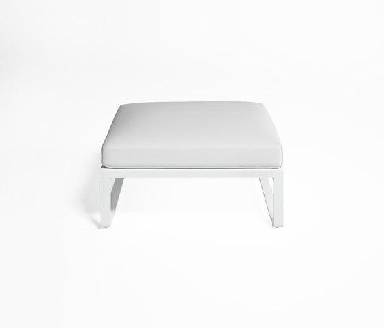 Flat Modular Pouf by GANDIABLASCO | Poufs