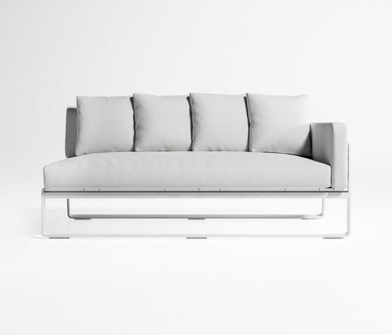 Flat Modular Sofa 1 by GANDIABLASCO | Garden sofas