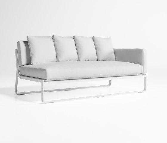 Flat Sofa Modular 1 by GANDIABLASCO | Garden sofas
