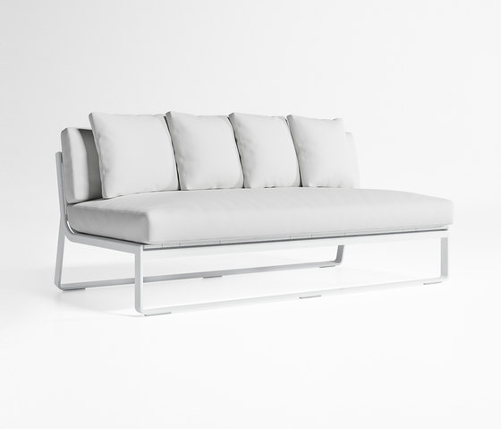 Flat Canapé Modulable 4 de GANDIABLASCO | Sofas de jardin
