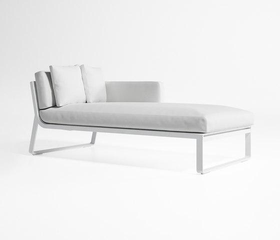 Flat Sofa Modular 2 by GANDIABLASCO | Sun loungers