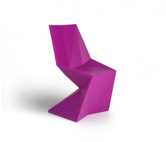 Vertex chair by Vondom | Garden chairs