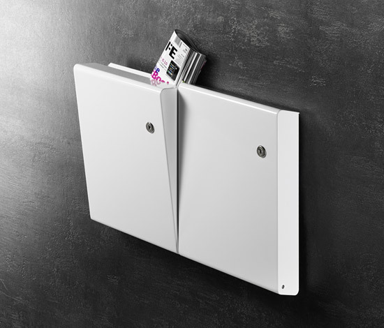 Slim letterbox by Serafini | Mailboxes
