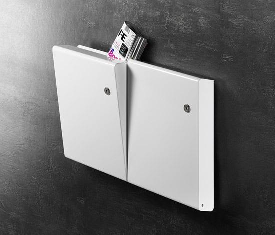 Slim letterbox de Serafini | Buzones