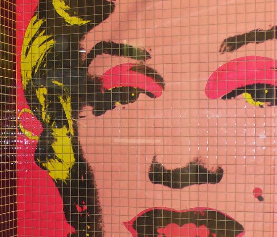 Identity de Hisbalit | Mosaicos de vidrio