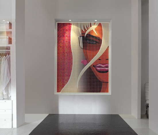 Identity by Hisbalit | Glass mosaics