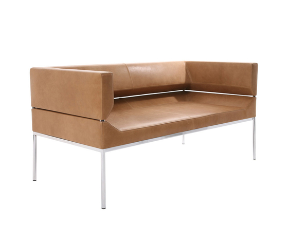FM 2-Seater by KFF | Lounge sofas