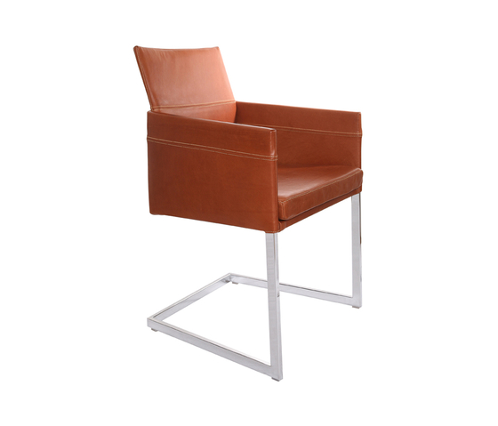 Texas Cantilever chair by KFF | Visitors chairs / Side chairs