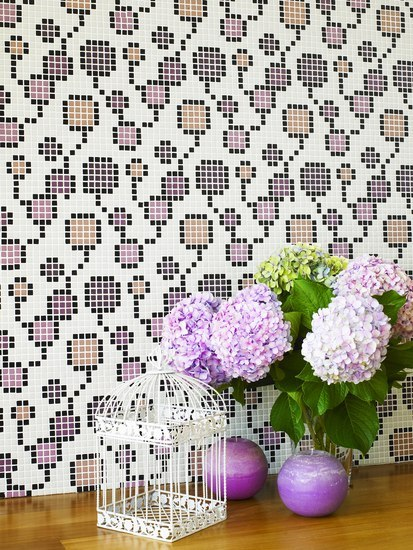 Natural - Spring by Hisbalit | Glass mosaics
