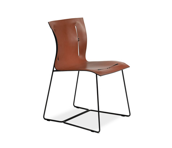 Cuoio chair by Walter Knoll | Visitors chairs / Side chairs