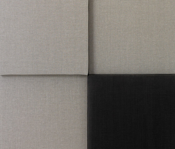 Whisper | Acoustic Panel Collage by Woodnotes | Wall panels