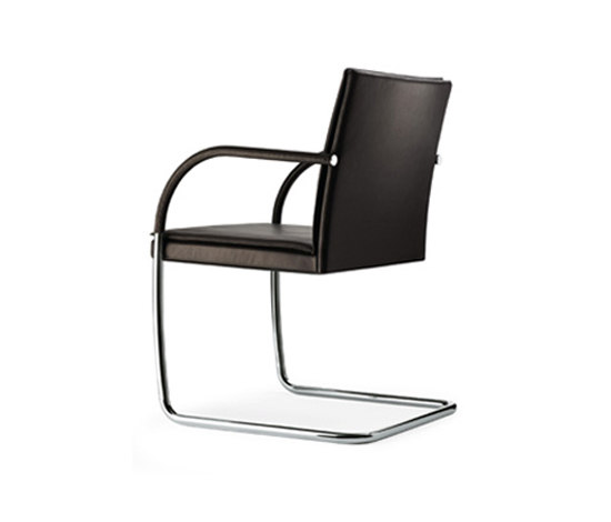 George cantilever by Walter Knoll | Visitors chairs / Side chairs