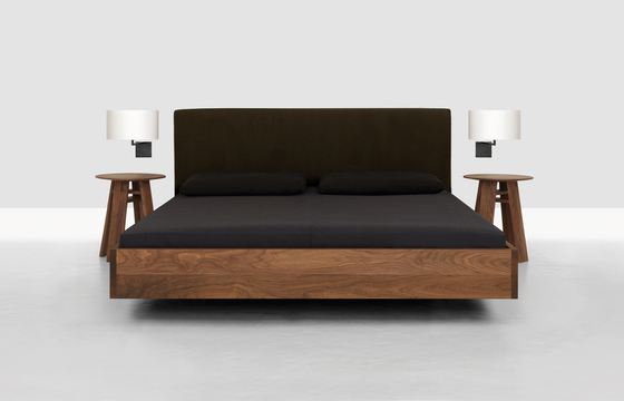 Simple Comfort by Zeitraum | Double beds