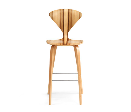 Cherner Wood Base Stool by Cherner | Bar stools