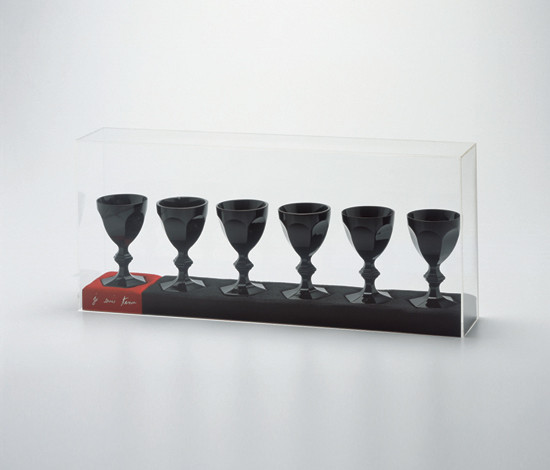 Darkside by Baccarat | Wine glasses