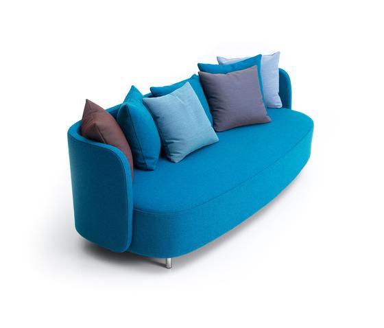 Minima sofa de OFFECCT | Canapés d'attente