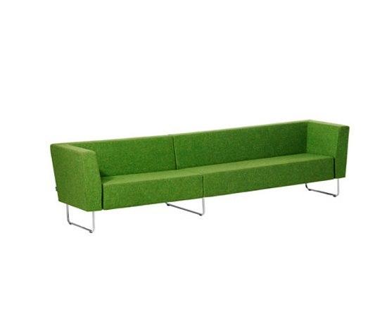 Gap by Swedese Meeting Café modular sofa Café sofa