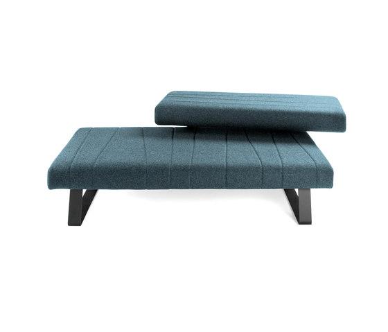 Lobby sofa de Mitab | Sofás lounge