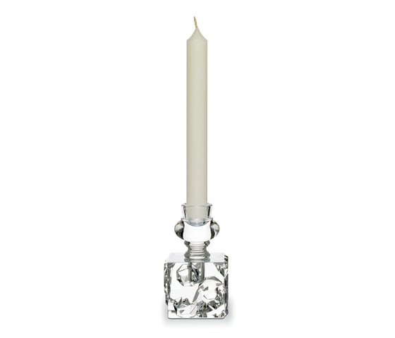 United Crystal Woods by Baccarat | Candlesticks / Candleholder