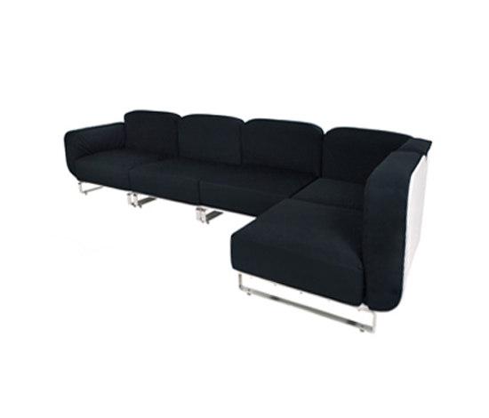 Fold sofa modulaire de Royal Botania | Sofas de jardin