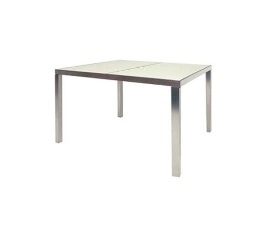 Sexion SX 140 table HPL de Royal Botania | Tables à manger de jardin