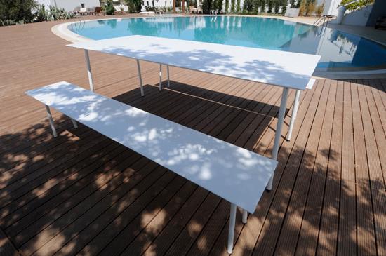 air di Radius Design | Panche da giardino