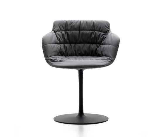 Flow armchair de MDF Italia | Sièges visiteurs / d'appoint