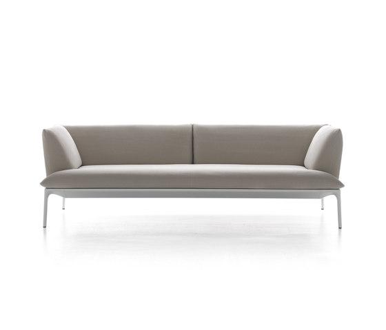 Yale sofa di MDF Italia | Divani lounge